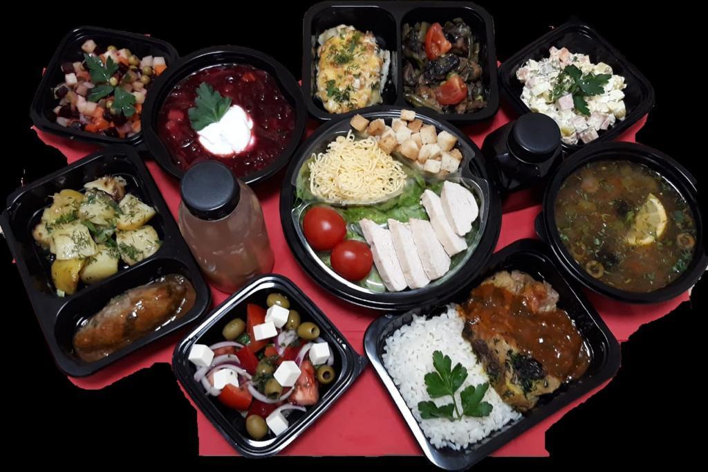 Копмлексные обеды